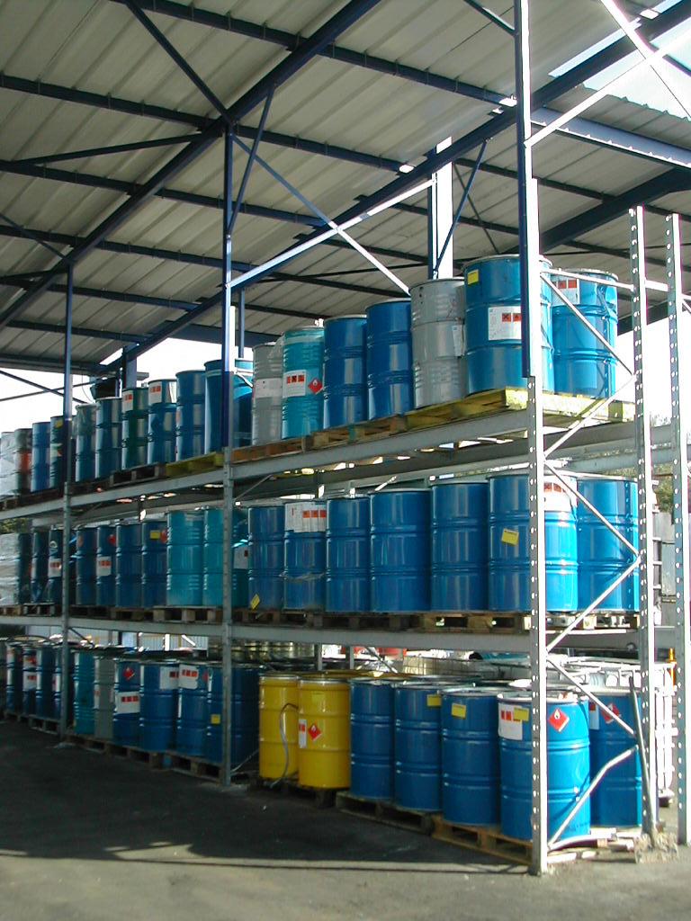 ARF Stockage des déchets