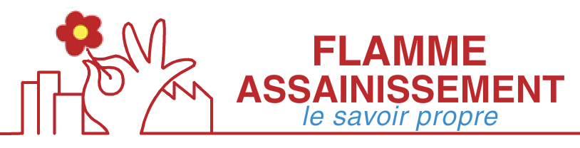 Logo Flamme Assainissement
