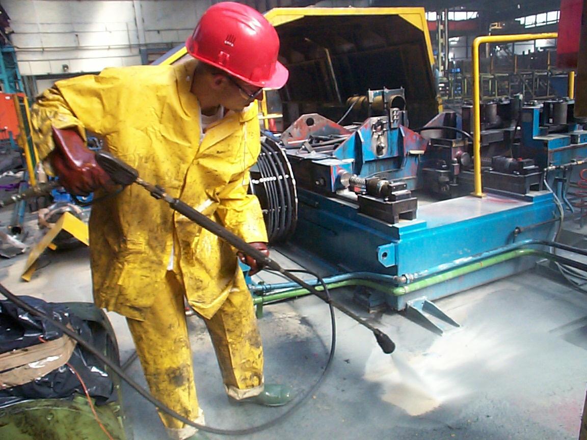 ARF Nettoyage industriel